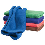 Colorful Microfiber Dishcloths, Set of 5