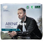 ABENA® Man Bladder Protection Shields, Case of 180