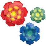 Metal Succulents Wall Hangings by Fox River™ Creations, Set of 3