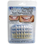 Instant Smile™ Complete Your Smile™ Tooth Replacement Kit