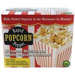 Rapid Microwave Popcorn Popper