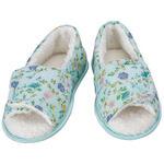 Silver Steps™ Open Toe Edema Slippers Womens