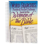 Word Puzzles Based on Women of the Bible Book