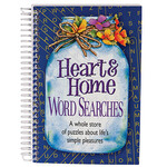 Heart & Home Word Searches Book