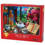 Tea Set Jigsaw Puzzle, 1000 Pieces
