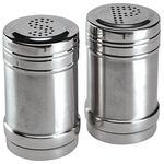 Stainless Steel Salt & Pepper Shakers