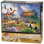 Inspiration's Noah's Ark Puzzle 1,000 pieces