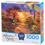 Abraham Hunter™ The Best Day Jigsaw Puzzle, 1,000 Pieces