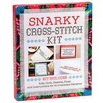 Snarky Cross-Stitch Kit