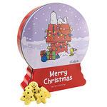 Peanuts Snowglobe Cookie Tin, 5oz. (Assorted Designs)