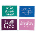 Inspirational Note Cards, Set of 20