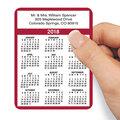 Personalized Self Stick Calendars - Set Of 100