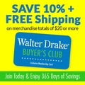 Walter Drake Buyer's Club Membership
