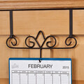 Over The Door Calendar Holder