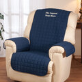 Personalized Warm Color Recliner Cover by OakRidge Comforts™