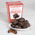 Sanders Dark Chocolate Mini Sea Salt Caramel Hearts