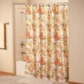 Antique Floral Shower Curtain
