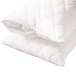 Quilted Pillow Covers Set/2