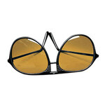Night Driving Aviator Glasses
