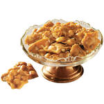 Sugar Free Peanut Brittle Tin 12 oz.
