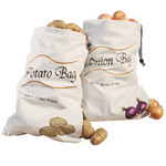 Sprout-Free Vegetable Bags Set of 2