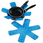 Pan Protectors Set of 3 Blue