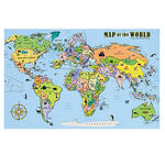 World Magnetic Map Puzzle
