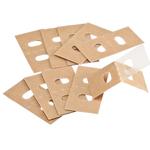 Vertical Blind Repair Tabs - Set Of 10