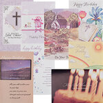 Christian Birthday Cards Value Pack of 20