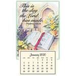 Mini Magnetic Calendar Psalm 118:24