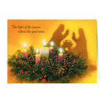 Personalized Reflections of Christmas Card Set of 20