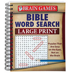 Large Print Bible Word Search