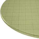Woven Lattice Elasticized Tablecover