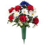 Patriotic Bouquet Memorial by OakRidge™