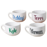 Personalized Soup Mug, 22 oz
