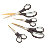 Titanium Scissors Set of 4
