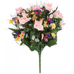 Spring Floral Memorial Bouquet by OakRidge™