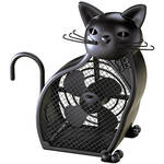 Black Cat Fan