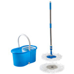 Clean Spin 360° Microfiber Mop and Bucket Set