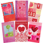Valentine's Day Card Assortment Set of 20