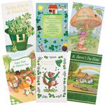 St. Patrick's Day Card Assortment, Set of 20