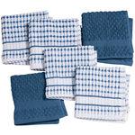 Terry Dish Cloths, Set of 6