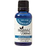 Healthful™ Naturals Eucalyptus Essential Oil - 30 ml