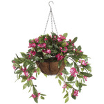 Fully Assembled Impatiens Hanging Basket by OakRidge™