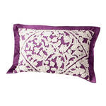 The Kate Pillow Sham with Chenille Tufting