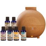 Healthful™ Naturals Starter Kit & 600 ml Diffuser