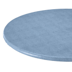 Illusion Weave Vinyl Elasticized Table Cover By Home-Style Kitchen™