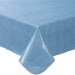 Illusion Weave Vinyl Drop Table Cover By Home-Style Kitchen™