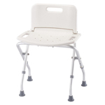 Folding Bath Seat with Back