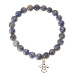 Weight Loss Bracelet with Angel Charm